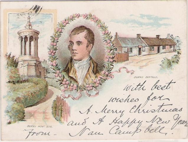 1899 Post Card