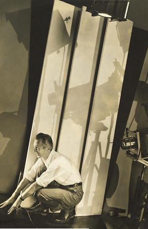 Self-Portrait with Photographic Paraphernalia, New York, 1929