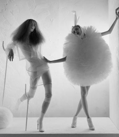Weird Beauty, by Tim Walker, 2008 Vogue Italia