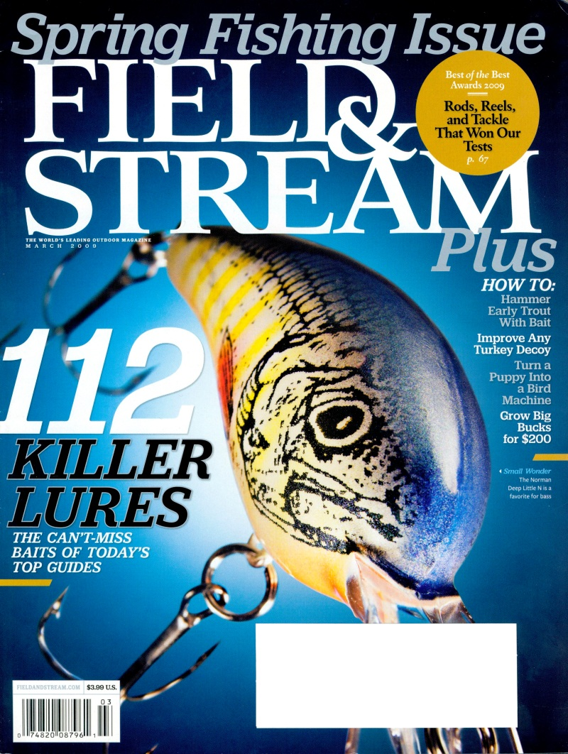Field and Stream cover