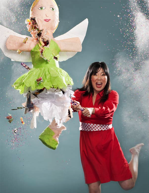 Margaret Cho by Ryan Schude