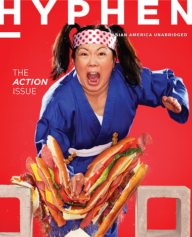 Margaret Cho by Ryan Schude