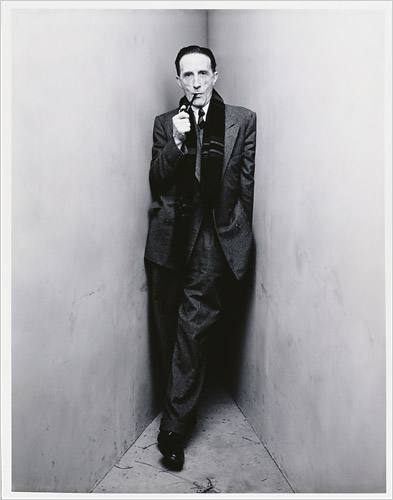 Marcel Duchamp, New York, 1948