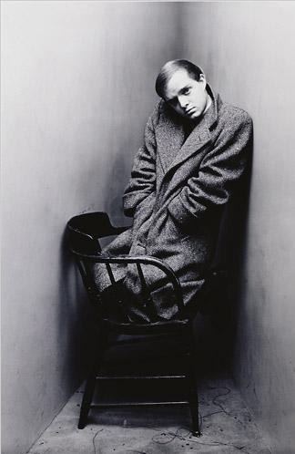 Truman Capote, New York, 1948