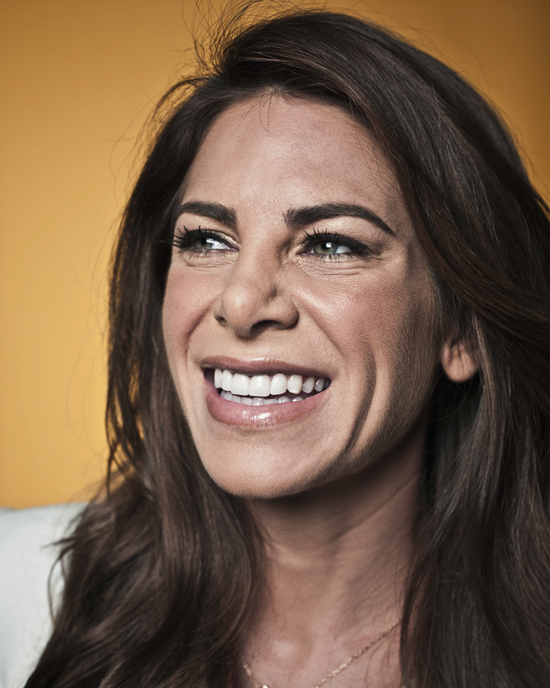 Ryan Pfluger Shoots Jillian Michaels for The New York Times Magazine