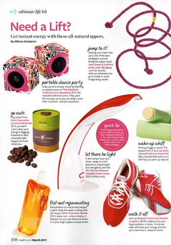 Spencer Jones - Health Magazine
