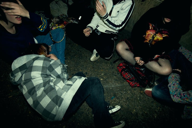 Adam Taylor - Street Kids Sydney