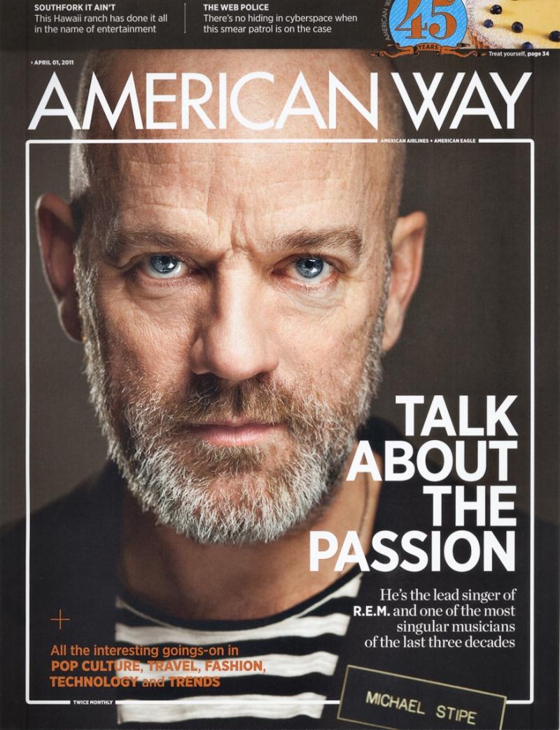 American Way - Michael Stipe - Evan Kafka