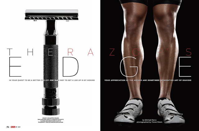 Trevor Dixon - Bicycling Magazine