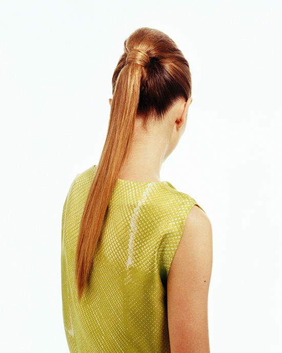 Ryan Pfluger Real Simple Ponytail
