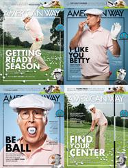 Evan Kafka - Chevy Chase - American Way Magazine