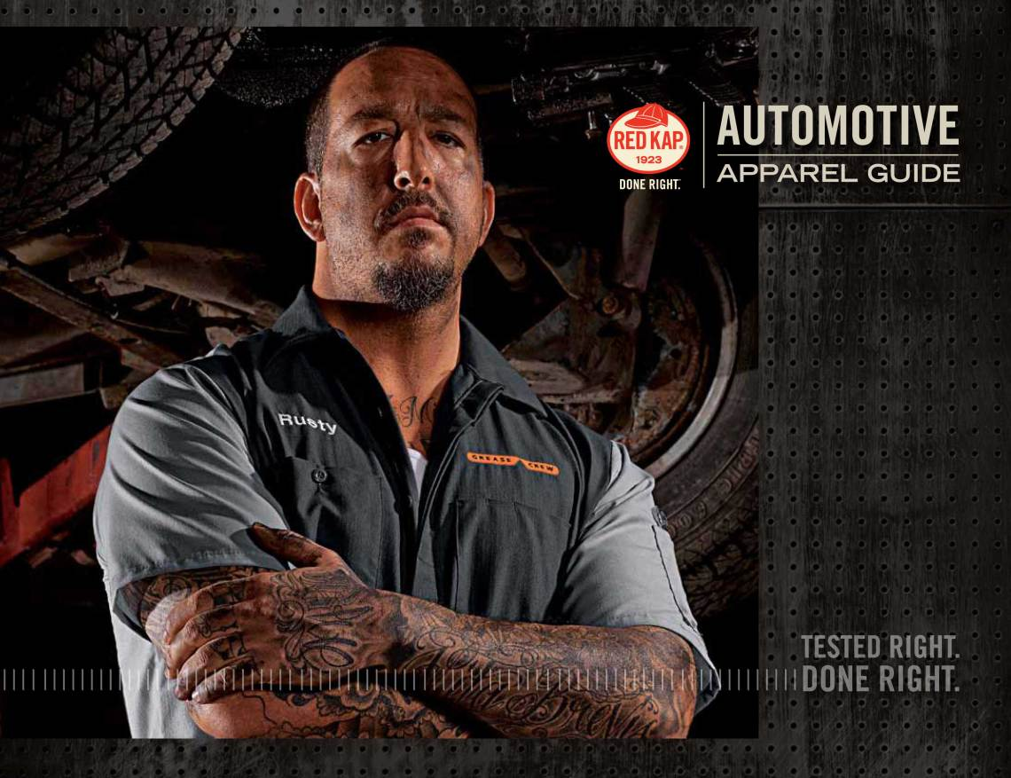 Trevor Dixon - VF Imagewear Red Kap Automotive
