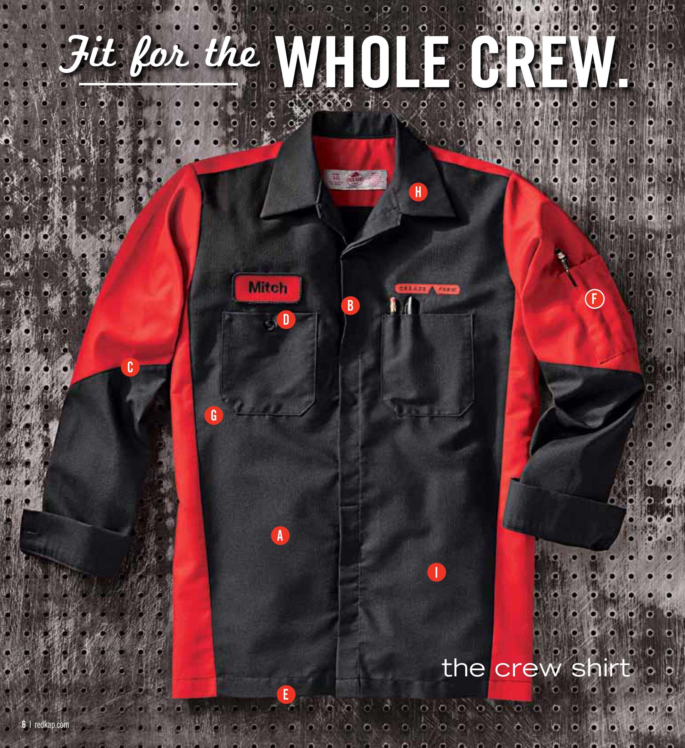 Trevor Dixon - VF Imagewear Red Kap Automotive