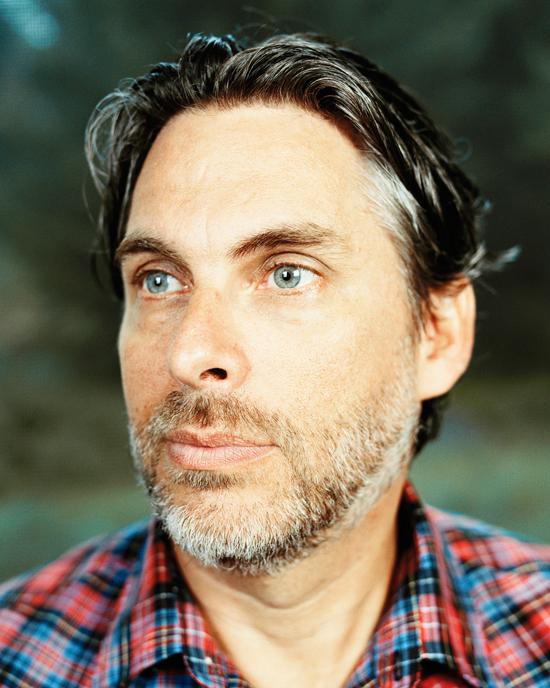 Ryan Pfluger - NY Mag Michael Chabon