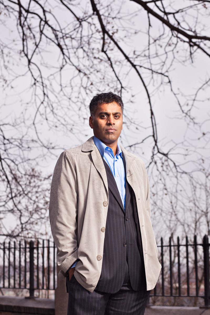 Evan Kafka - Sudhir Venkatesh