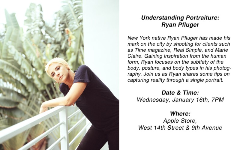 Ryan Pfluger-Apple Event