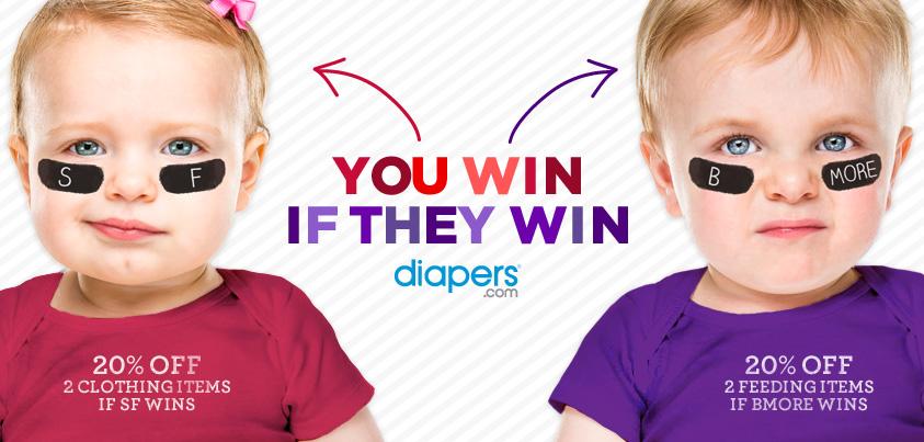 Evan Kafka - Diapers.Com - Superbowl Ads