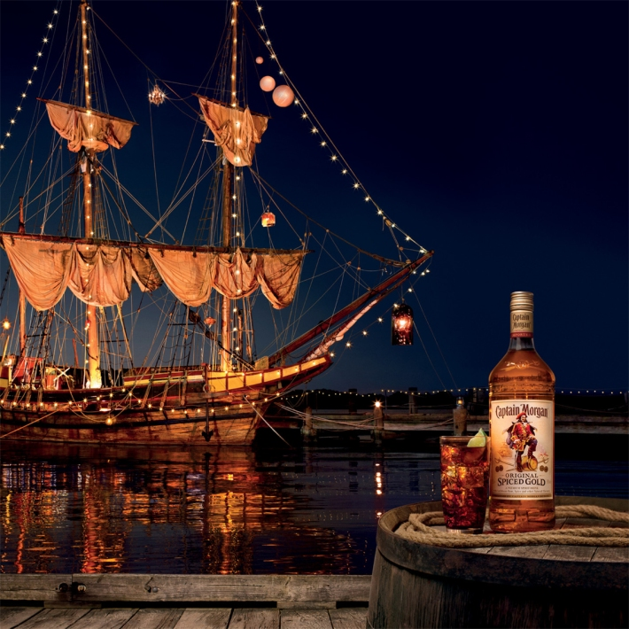Ryan Schude - Anomaly - Captain Morgan Campaign