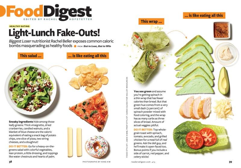 Kang Kim - April 2013 Reader's Digest