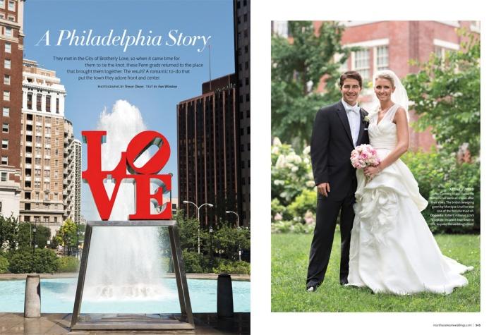 Trevor Dixon - Martha Stewart Weddings