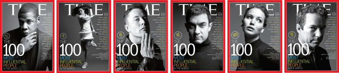 TIME 100 Covers