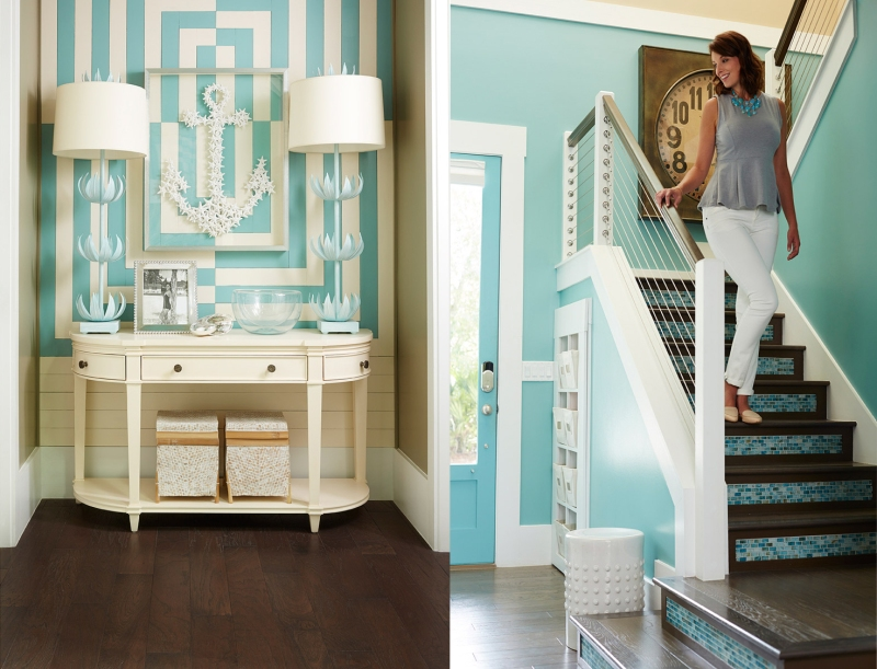 Combined Shaw Floor Image