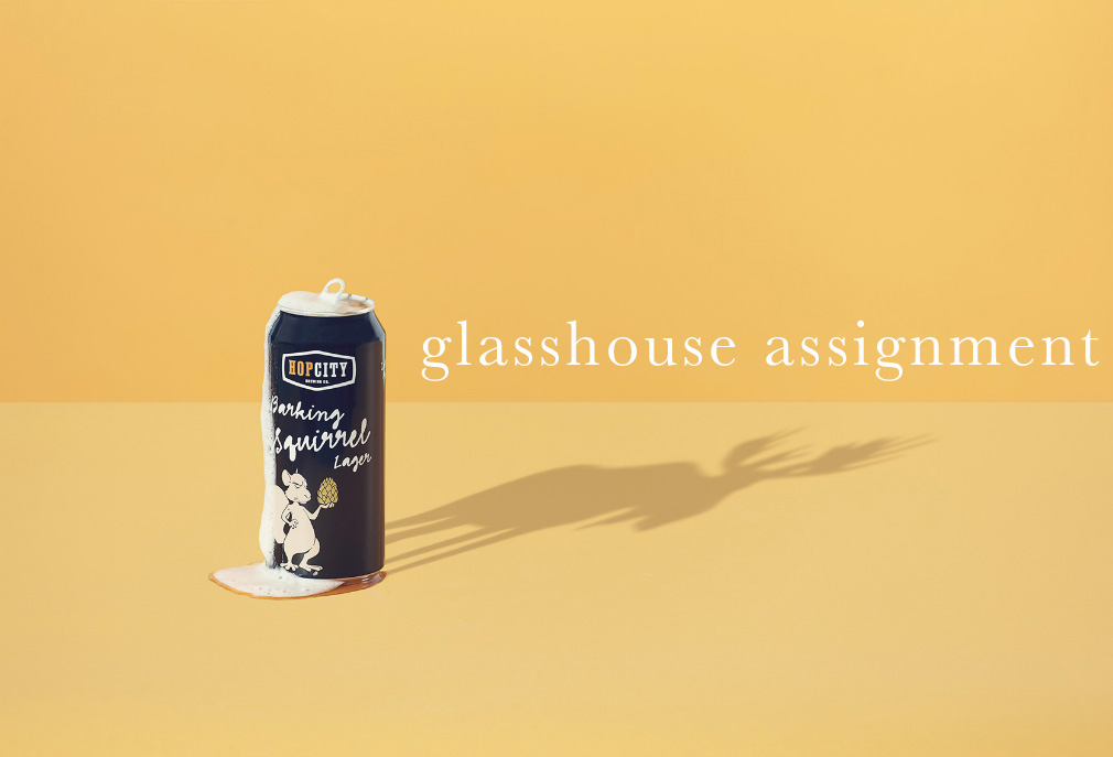 Daniel Ehrenworth / Glasshouse Assignment